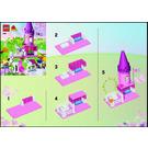 LEGO Princess Royal Stables Set 4828 Instructions