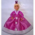 LEGO Princess Vanilla with Dark Pink Top  Minifigure