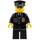 LEGO Prison Guard Minifigure