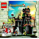 LEGO Prison Tower Rescue Set 7947 Instructions