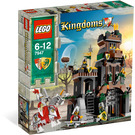 LEGO Prison Tower Rescue Set 7947 Packaging