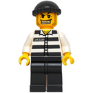LEGO Prisoner 50380 with Gold Tooth and Knitted Cap Minifigure