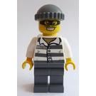LEGO Prisoner 86753 with Black Mask and Knitted Cap Minifigure