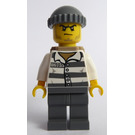 LEGO Prisoner 86753 with Knitted Cap and Backpack Minifigure