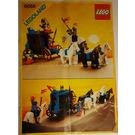 LEGO Prisoner Convoy Set 6055 Instructions