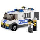 LEGO Prisoner Transport Set (Blue Sticker) 7245-2