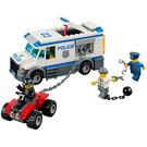 LEGO Prisoner Transporter Set 60043