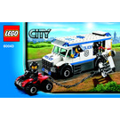 LEGO Prisoner Transporter Set 60043 Instructions