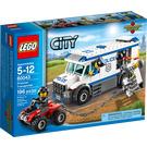 LEGO Prisoner Transporter Set 60043 Packaging