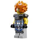 LEGO Private Puffer Minifigure