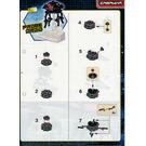 LEGO Probe Droid Set 911838 Instructions