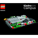 LEGO Production Kladno Campus 2015 Set 4000018 Instructions