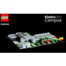LEGO Production Kladno Campus Set 4000006 Instructions