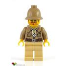 LEGO Professor Archibald Hale Minifigure