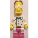 LEGO Professor Frink Minifigure
