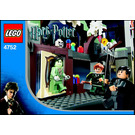 LEGO Professor Lupin's Classroom Set 4752 Instructions