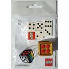 LEGO Promo Goldener Würfel (Golden dice) (2853588)
