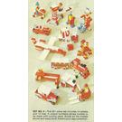 LEGO Promotional Basic Set No. 8 (Kraft Velveeta) 8-4