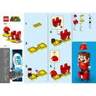 LEGO Propeller Mario Power-Up Pack Set 71371 Instructions
