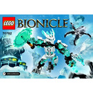 LEGO Protector of Ice Set 70782 Instructions