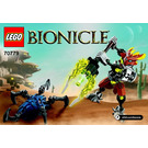 LEGO Protector of Stone Set 70779 Instructions