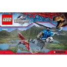 LEGO Pteranodon Capture Set 75915 Instructions