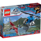 LEGO Pteranodon Capture Set 75915 Packaging