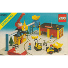 LEGO Public Works Center Set 6383