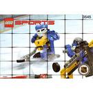 LEGO Puck Feeder Set 3545