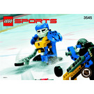 LEGO Puck Feeder Set 3545 Instructions