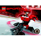 LEGO Puck Passer Set 3540 Instructions