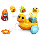 LEGO Pull Along Duck and Duckling Set 5458
