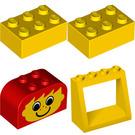 LEGO Pull Back Motor, 3+ Set 636
