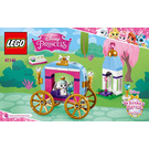 LEGO Pumpkin's Royal Carriage Set 41141 Instructions
