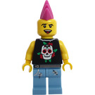LEGO Punk Rocker Minifigure