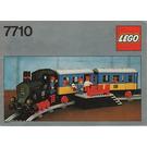 LEGO Push-Along Passenger Steam Train Set 7710
