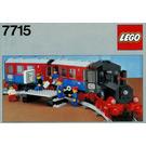 LEGO Push-Along Passenger Steam Train Set 7715
