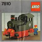 LEGO Push-Along Steam Engine Set 7810