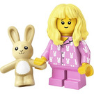 LEGO Pyjama Girl Set 71027-15