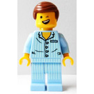 LEGO Pyjamas Emmet Minifigure