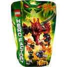 LEGO PYROX Set 44001 Packaging
