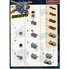 LEGO Quadjumper Set 911836 Instructions