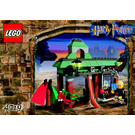 LEGO Quality Quidditch Supplies Set 4719 Instructions