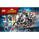 LEGO Quantum Realm Explorers Set 76109 Instructions
