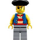 LEGO Quartermaster Riggings Minifigure
