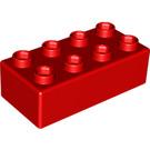 LEGO Quatro Brick 2 x 4 (48201)