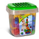 LEGO Quatro Bucket Set 75 bricks 5357-1