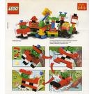 LEGO Quattro Leg Set 2729