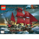 LEGO Queen Anne's Revenge Set 4195 Instructions