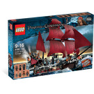 LEGO Queen Anne's Revenge Set 4195 Packaging